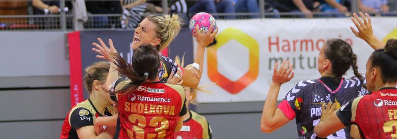 BBH - Nice : 23-27. Les photos du match